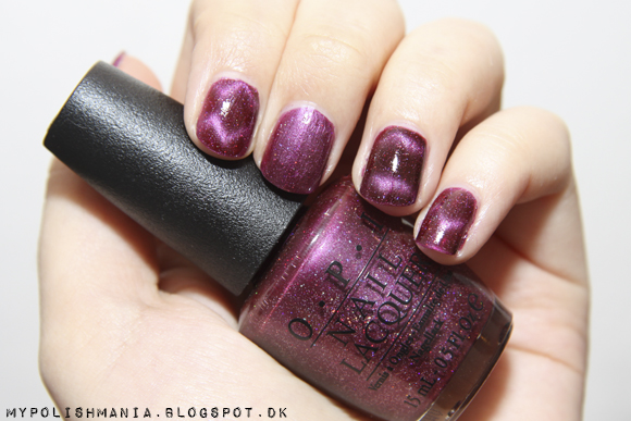 OPI Morning Money Penny Nail Polish