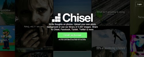 Image Creation Ideas: Chisel