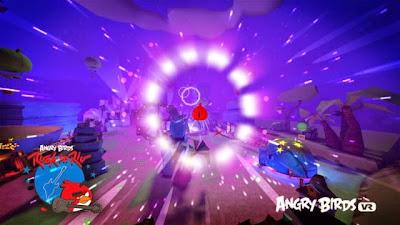 Game Angry Birds akan Hadir dengan Versi Virtual Reality