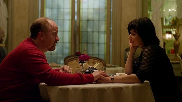 La cita entre Louie y Amia en el restaurante húngaro donde le leerá la carta