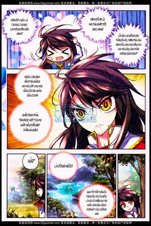 Thần Ấn Vương Tọa Chapter 20 - Hamtruyen.vn