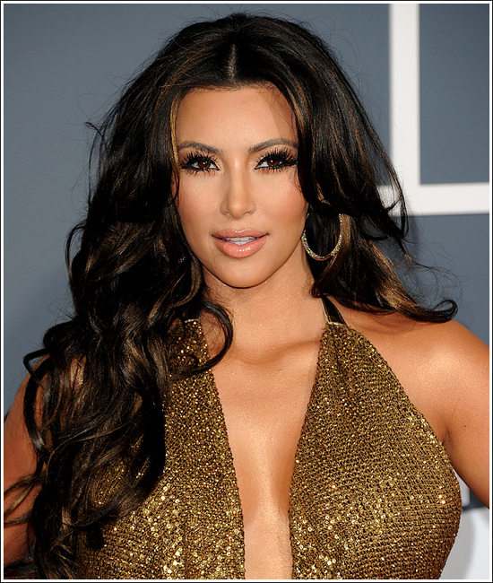 <b>kim kardashian hair</b> color