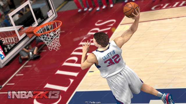 NBA 2K13 for PSP
