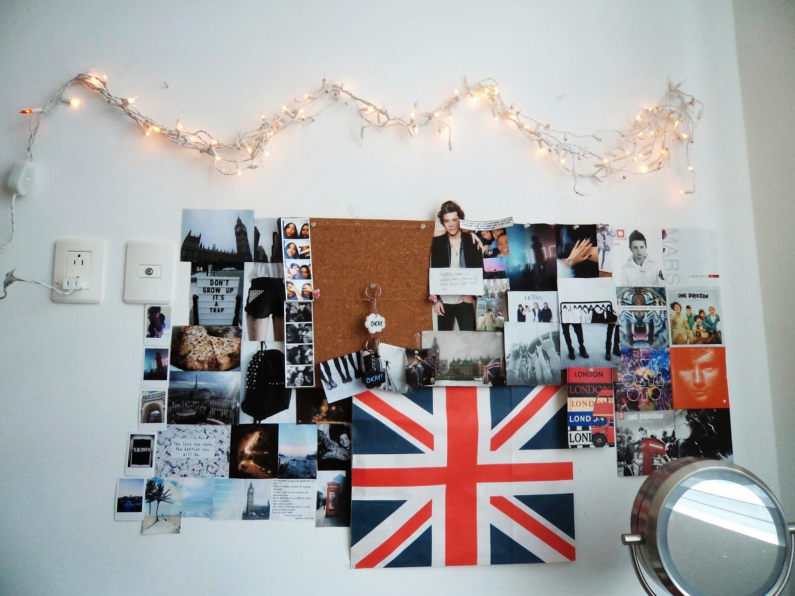 Diy decora tu cuarto estilo tumblr f cil y sin gastar for Cosas para decorar tu cuarto