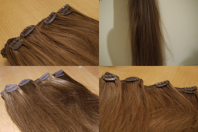 Foxy Locks Clip In Hair Extensions Uk 105