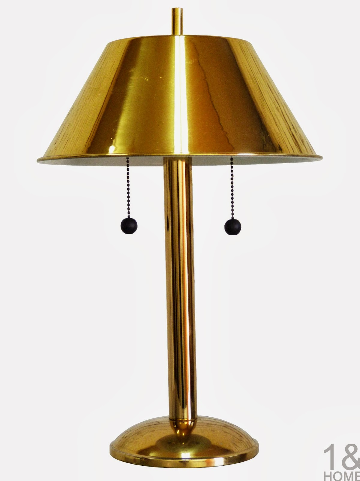 mid century american of martinsville coffee table brass desk lamp. Black Bedroom Furniture Sets. Home Design Ideas