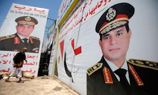 Kampanye persatuan dan pluralisme ala as Sisi