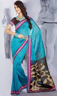 Benarasi Sari Designs '14