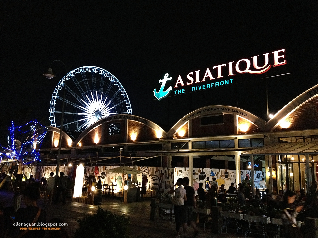 Cuisine paradise eat shop and travel day 1 exploring for Asiatique cuisine