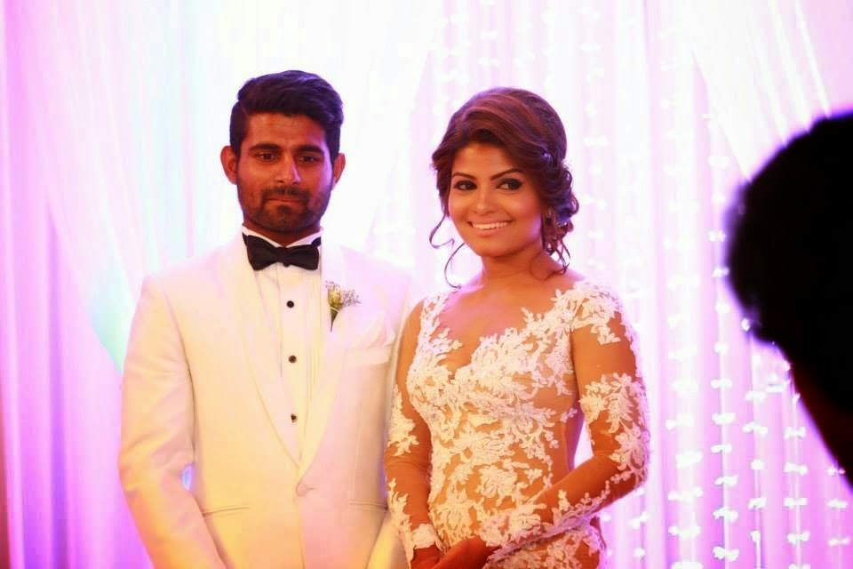 Kaushal Silva & Bhagya Hettiarachchi Wedding