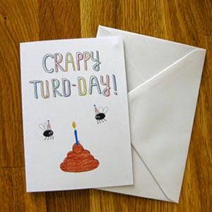 Ma Bicyclette - Buy Handmade - Birthday Cards - Crappy Turd