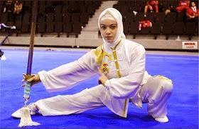 wushu jilbab turki
