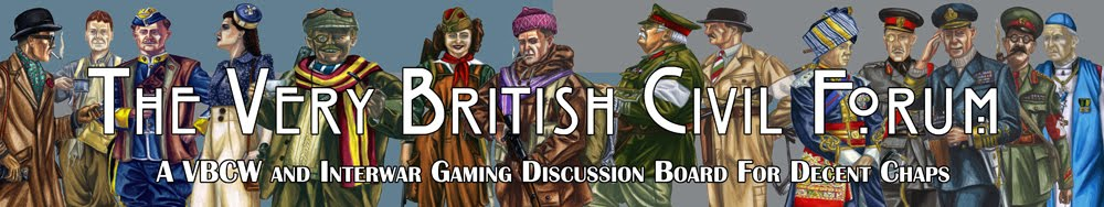 A Very British Civil Forum