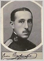 Teniente Juan Bordonado Chapela