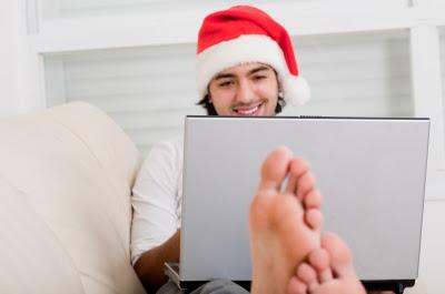 Navidad estilo geek, pegado a la PC