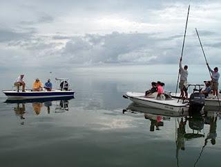 Persediaan Sebelum Memancing Ikan Di Pantai