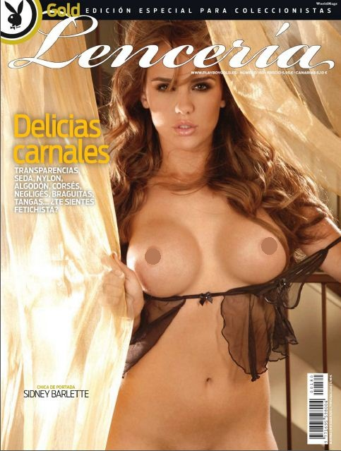 Playboy Gold Magazine Nude Lingerie Girls - NO.180