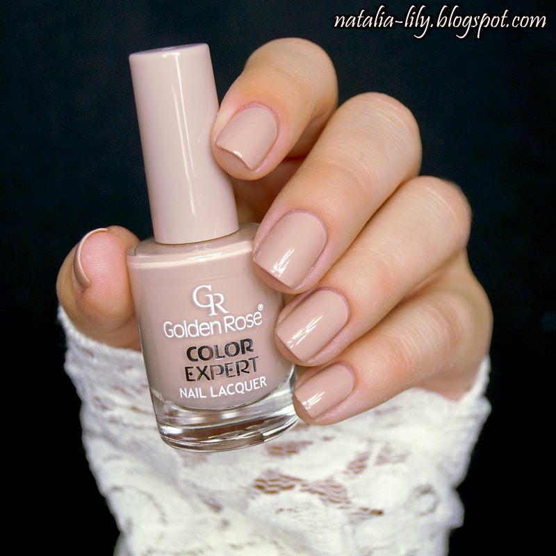 Golden Rose Nail Polish 101