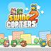 Swing Copters 2, juego adictivo mejor que Flappy Bird