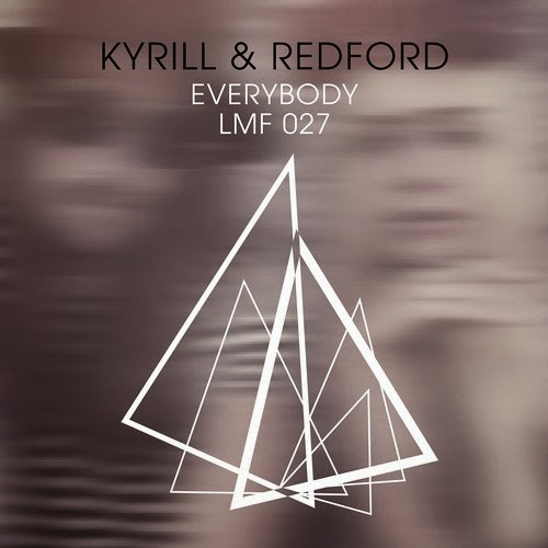 Kyrill & Redford – Everybody EP