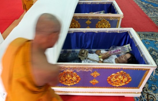 Thai Temple Offers the Ultimate Chance at Rebirth