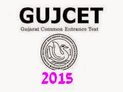 GUJCET 2015 Online Application Form Registration