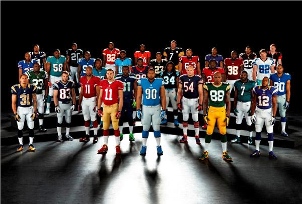 professional football jerseys