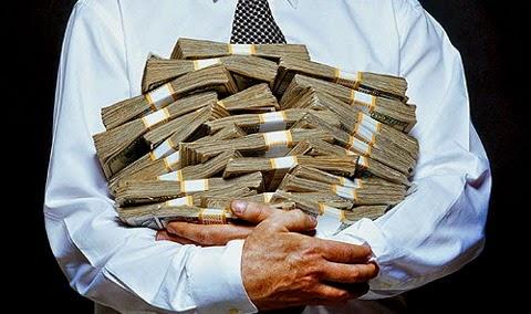 uang, kaya