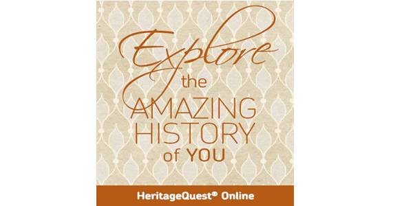 HeritageQuest Online