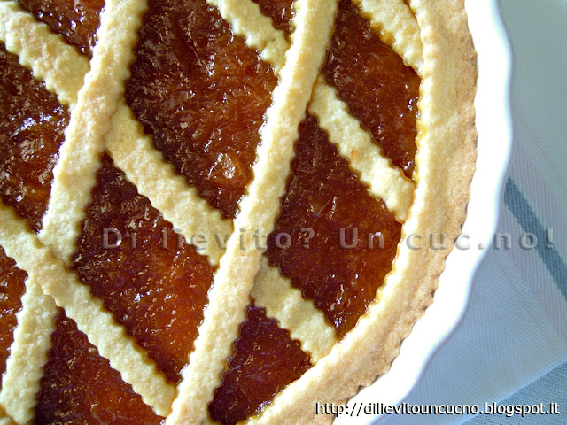 Crostata alla marmellata