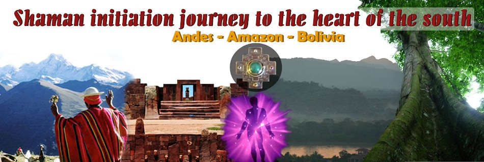 Shaman Journey South- healing Journey and initiation workshop to the heart of the earth