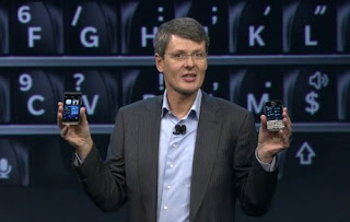 Blackberry Akhirnya Luncurkan Z10 dan Q10