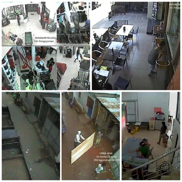 Our Client  Makassar CCTV
