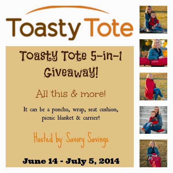 Toasty Tote Giveaway