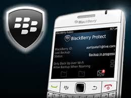Cara Mengamankan Data Langsung Di Blackberry