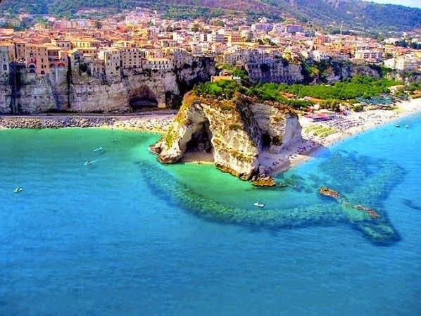 Tropea em Calábria   Sul da Itália