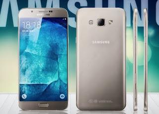 Spesifikasi dan Harga Samsung Galaxy A8, Perlindungan Layar Berbalut Corning Gorilla Glass 4