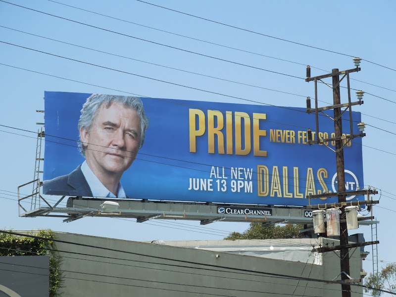 Dallas Bobby Pride billboard