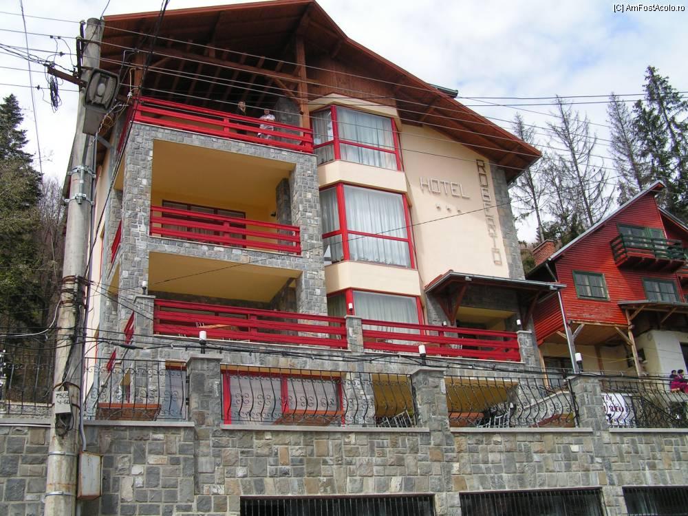 15. HOTEL ROBERTO SINAIA