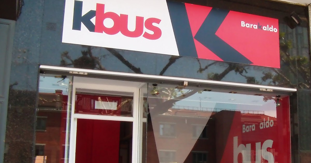 Barakaldo digital el kbus abre una oficina de informaci n for Oficina de empleo telefono informacion
