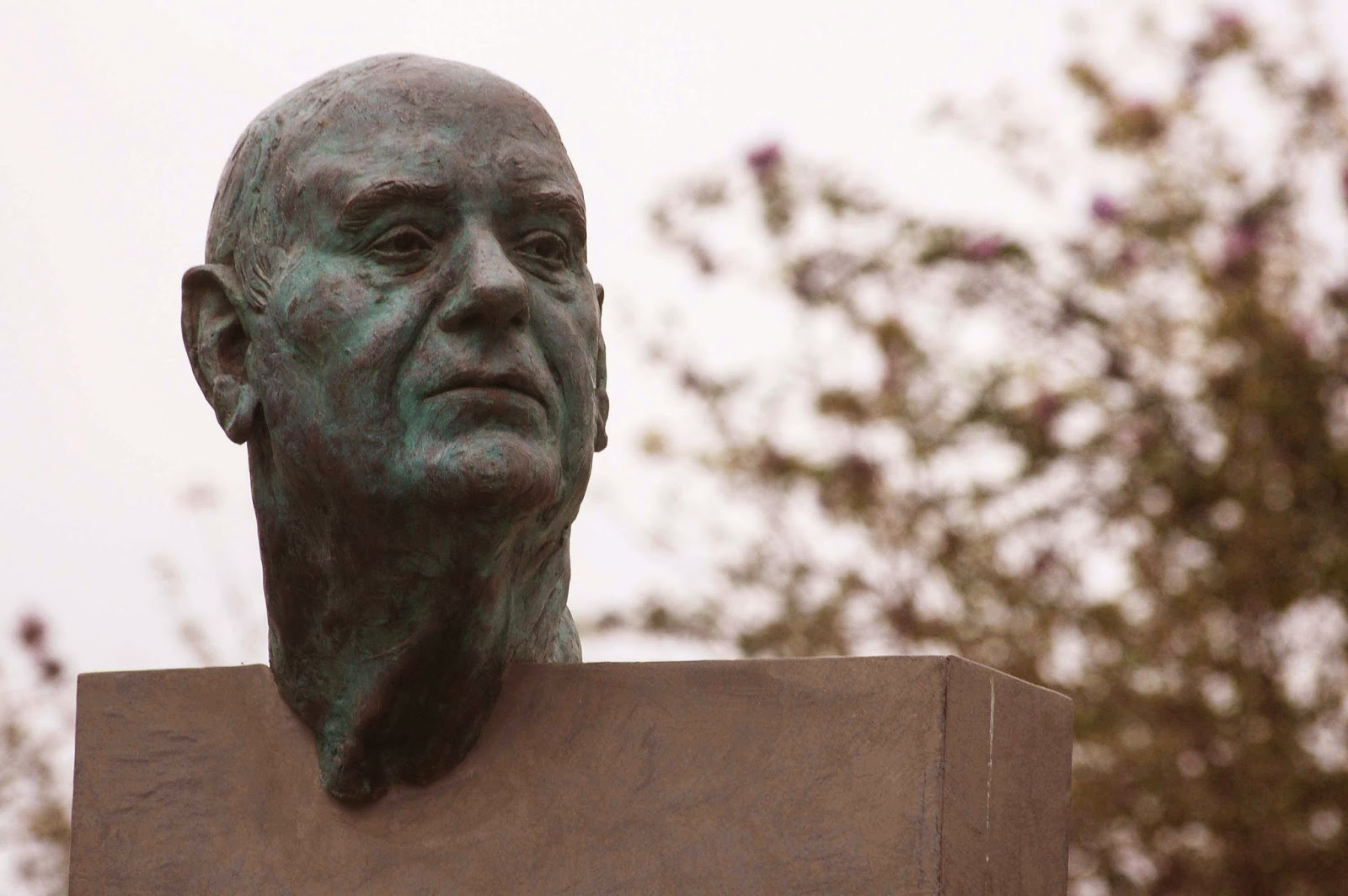 Monumento bronce Fuente Álamo Murcia Arturo Serra escultura 6