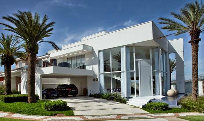 Fachadas de casas de esquina – veja modelos modernos e ...