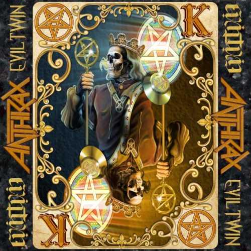 ANTHRAX: Τον Φεβρουάριο θα κυκλοφορήσει το νέο τους album