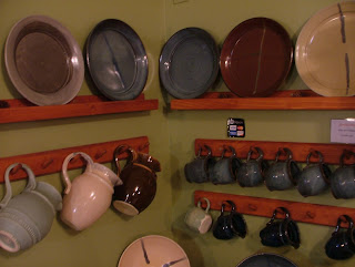 Thepotterstone's pitchers mugs plates