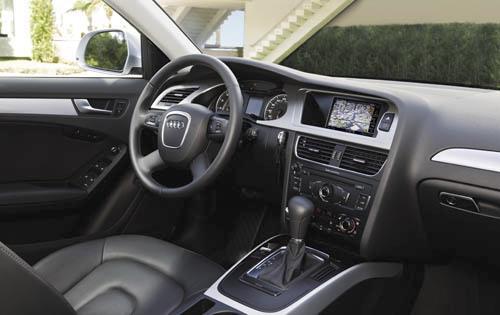 Audi A4 2011 Model. Audi A4 Car