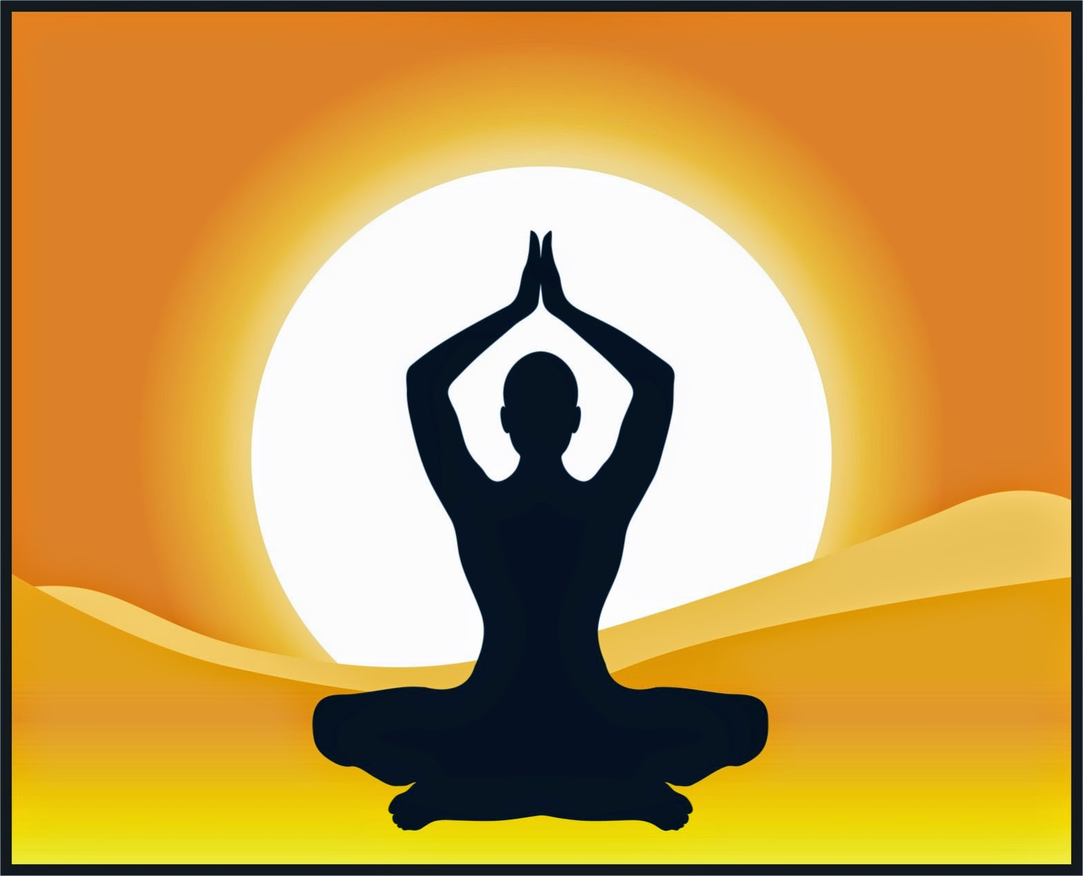 an analysis of the methods of yoga in the meditation