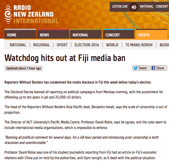 http://www.radionz.co.nz/news/pacific/254831/watchdog-hits-out-at-fiji-media-ban
