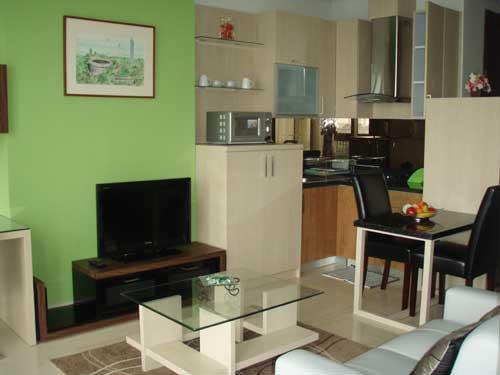 ... Jakarta: Sewa Apartemen The Mansion at Kemang, 1 BR Fully Furnished