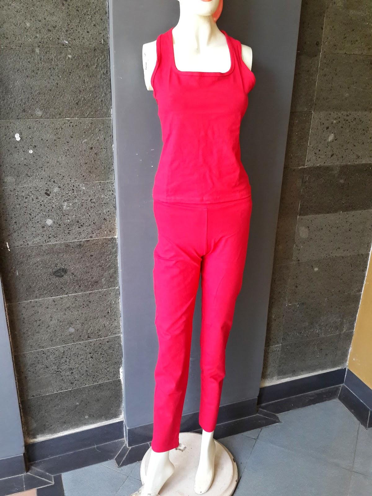 distributor baju senam
