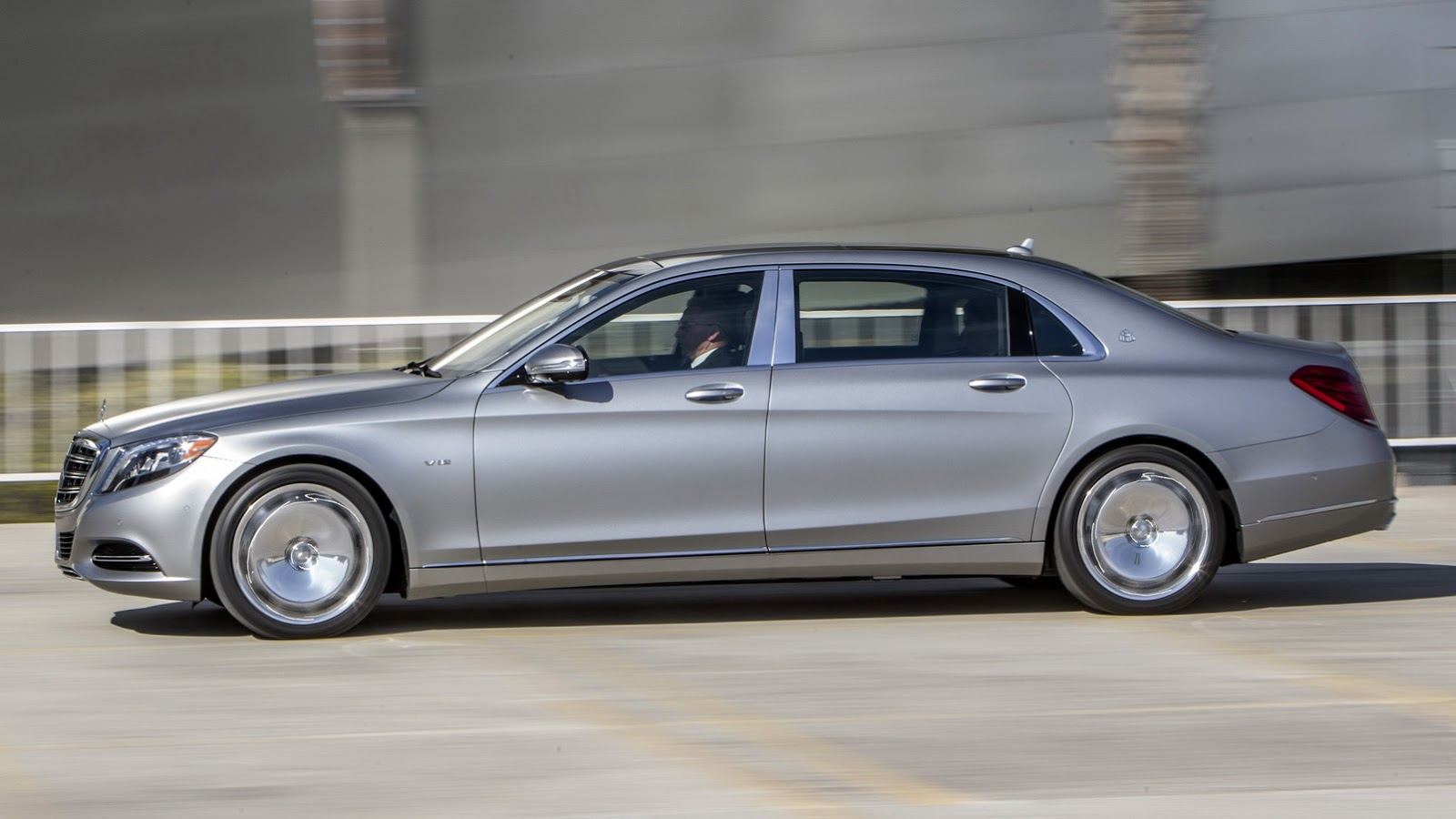 Get to Know the 2016 Mercedes-Maybach S600 in 57 New ...